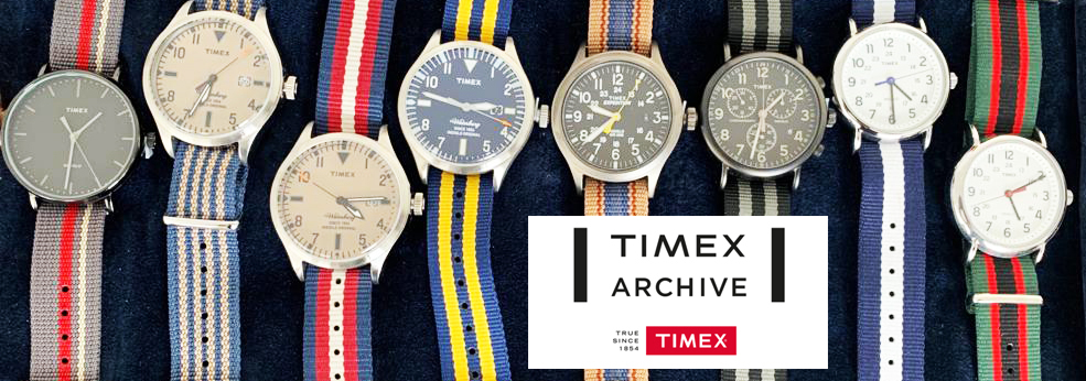 TIMEX ARCHIVE